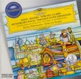 DEBUSSY - Karajan - La mer, trois esquisses symphoniques pour orchestre