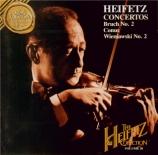 BRUCH - Heifetz - Concerto pour violon n°2 op.44