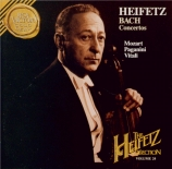 BACH - Heifetz - Concerto pour violon en la mineur BWV.1041