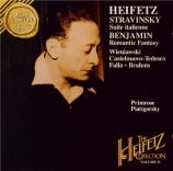 Heifetz Collection Vol.31