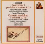 MOZART - Oistrakh - Concerto pour violon et orchestre n°5 en la majeur K