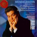 MENDELSSOHN-BARTHOLDY - Flor - Songe d'une nuit d'été (Le) op.21
