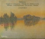DEBUSSY - Rev - Suite bergamasque, pour piano L.75