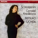 SCHUMANN - Uchida - Kreisleriana, pour piano op.16