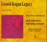Leonid Kogan Legacy Vol.12