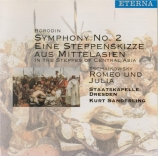 BORODINE - Sanderling - Symphonie n°2 'Epique'