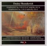 CHOSTAKOVITCH - Kosler - Symphonie n°9 op.70