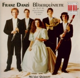 DANZI - Ma'alot Quintet - Quintette à vents op.56 n°2