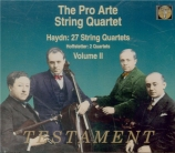 27 String Quartets Vol.2
