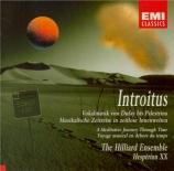 Introitus (de Dufay à Palestrina)