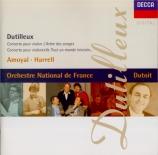 DUTILLEUX - Amoyal - Concerto pour violon 'L'arbre des songes'