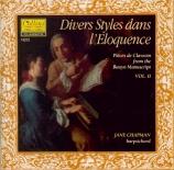 Pièces de clavecin form the Bauyn Manuscript Vol.2