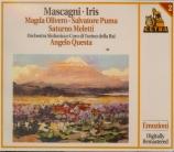 MASCAGNI - Questa - Iris (live RAI Torino 6 - 9 - 1956) live RAI Torino 6 - 9 - 1956