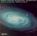 SIMPSON - Handley - Symphonie n°3