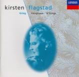 Mélodies de Grieg
