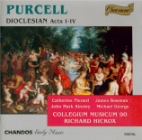 PURCELL - Hickox - Dioclesian