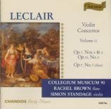 Violon Concertos Vol.2