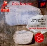 KANCHELI - Kakhidze - Symphonie n°6