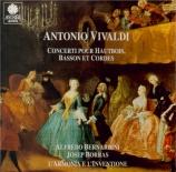 VIVALDI - Armonia e l'Inv - Concerto pour hautbois, cordes et b.c. en fa