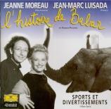POULENC - Luisada - Histoire de Babar, le petit éléphant, mélodrame pour