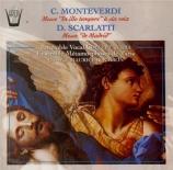 SCARLATTI - Bourbon - Missa quatuor vocum en sol mineur, pour chœur (SAT