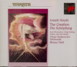 HAYDN - Weil - Die Schöpfung (La création), oratorio pour solistes, choeu