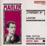 MAHLER - Järvi - Symphonie n°1 'Titan'
