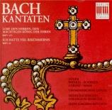 BACH - Rotzsch - Lobe den Herren, den mächtigen König der Ehren, cantate