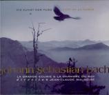 BACH - Malgoire - L'art de la fugue(Die Kunst der Fuge) BWV.1080 : tran