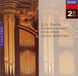 Grandes Oeuvres pour orgue