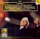 WAGNER - Karajan - Tannhäuser WWV.70 : ouverture