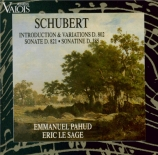 SCHUBERT - Pahud - Introduction et sept variations en mi mineur sur 'Tro