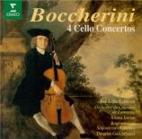 BOCCHERINI - Lodeon - Concerto pour violoncelle et orchestre n°7 en sol
