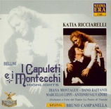 BELLINI - Campanella - Capuleti e i Montecchi (I) : extraits