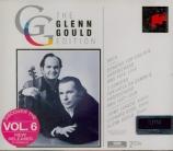 BACH - Gould - Sonate pour violon et clavier n°1 en si mineur BWV.1014
