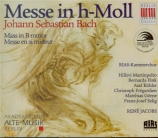 BACH - Jacobs - Messe en Si mineur BWV 232