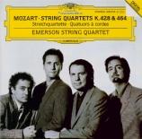 MOZART - Emerson String - Quatuor à cordes n°16 en mi bémol majeur K.42