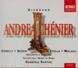 GIORDANO - Santini - Andrea Chénier