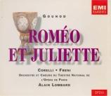GOUNOD - Lombard - Roméo et Juliette