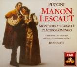 PUCCINI - Bartoletti - Manon Lescaut