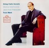 GRIEG - Mork - Sonate pour violoncelle op.36