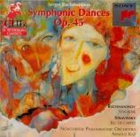 RACHMANINOV - Kaz - Danses symphoniques op.45