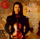 MENDELSSOHN-BAR - Flor - Concerto pour violon op.64
