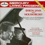 MOUSSORGSKY - Janis - Tableaux d'une exposition, pour piano