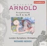ARNOLD - Hickox - Symphonie n°3 op.63