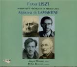LISZT - Muraro - Harmonies poétiques et religieuses