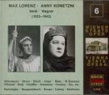 Wiener Staatsoper Live Vol.6 : 1933-42