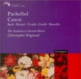 PACHELBEL - Hogwood - Canon et gigue