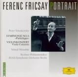 TCHAIKOVSKY - Fricsay - Symphonie n°6 en si mineur op.74 'Pathétique'