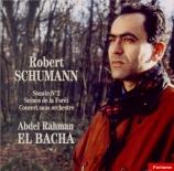 SCHUMANN - El Bacha - Sonate pour piano n°2 en sol mineur op.22